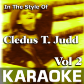 [Download] Shania I'm Broke (In the Style of Cledus T. Judd) [Karaoke Version] MP3
