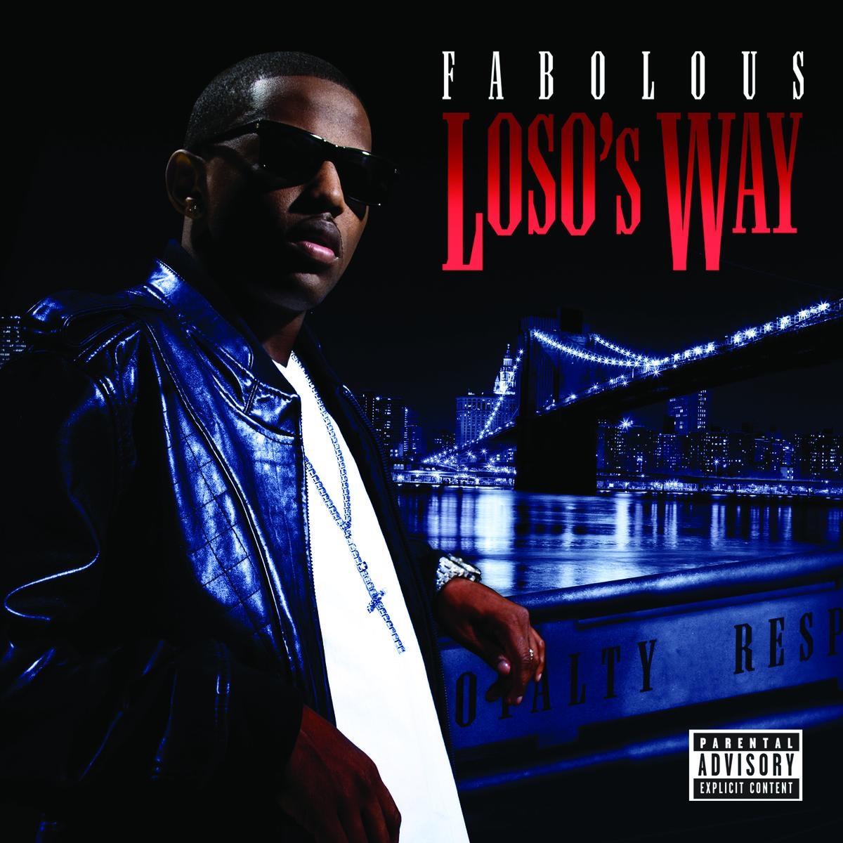 Losos Way Fabolous CD cover