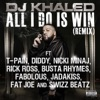 All I Do Is Win Remix feat T Pain Diddy Nicki Minaj Rick Ross Busta Rhymes Fabolous Jadakiss Fat Joe Swizz Beatz Single