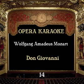 Opera karaoke vol 14 wolfgang amadeus mozart by - Deh vieni alla finestra karaoke ...