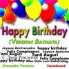 Famasound - Happy Birthday (Bachata Version) artwork