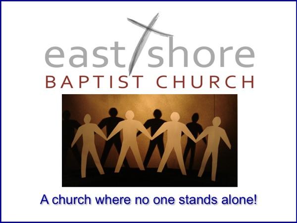 Audio/Video Messages - East Shore Baptist Church