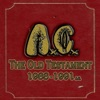 The Old Testament 1988-1991 A.C. ジャケット写真