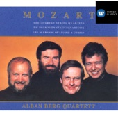 "Alban Berg - String Quartet No. 22 in B-Flat Major, K. 589, ""Prussian No. 2"": I. Allegro"