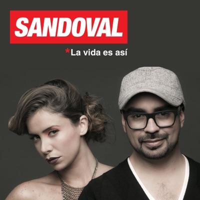 La Vída Es Así - Single - Sandoval