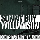 Sonny Boy Williamson - Pontiac Blues