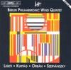 Szervanszky - Orban - Ligeti - Kurtag: Wind Quintets ジャケット画像