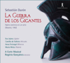 A Corte Musical, Camilla De Falleiro, Rogerio Goncalves, Anna Freivogel, Maria Weiss & Eva Juarez - La Guerra de los Gigantes: Xacara ilustración