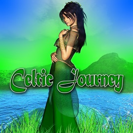 Misty Mountain Lady In The Celtic Twilight