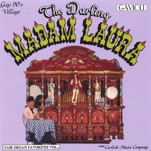 The Darling Madam Laura (Gavioli Carousel Organ) - Black and White Minstrel