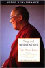 The Dalai Lama - Stages of Meditation (Abridged Nonfiction) artwork