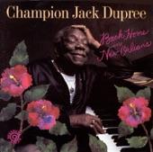 Champion Jack Dupree - My Woman Left Me