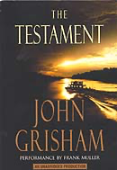 The Testament (Unabridged) audiobook