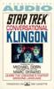 Marc Okrand - Star Trek: Conversational Klingon (Adapted) artwork