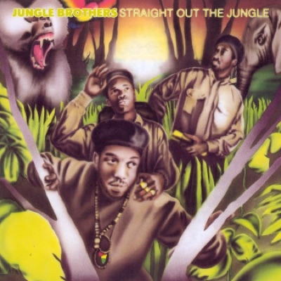 Straight Out the Jungle - Jungle Brothers