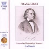 Liszt: Complete Piano Music, Vol. 12 (Hungarian Rhapsodies, Volume 1)
