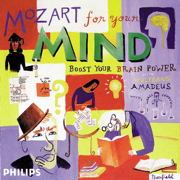 Mozart for Your Mind - Boost Your Brain Power - Various Artists - Various Artists