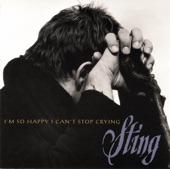 I'M SO HAPPY I CAN'T STOP CRYING - STING