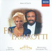 Pavarotti & Freni: Arias & Duets - Luciano Pavarotti & Mirella Freni - Luciano Pavarotti & Mirella Freni