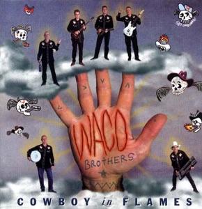 Cowboy In Flames