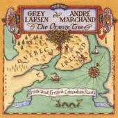 Grey Larsen & André Marchand - The Wife of a Drunken Soldier (l'Ivrogne pilier du cabaret)