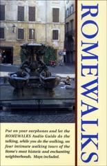 Romewalks (Abridged Nonfiction)