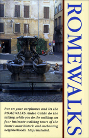 Romewalks (Abridged Nonfiction) audiobook