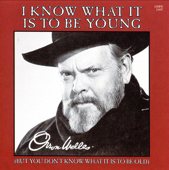 I Know What It Is to Be Young (But You Don't Know What It Is to Be Old) - EP