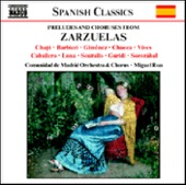 Preludes and Choruses from Zarzuelas