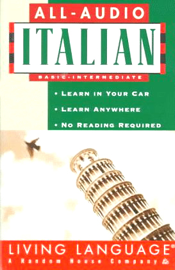 All-Audio Italian (Original Staging Nonfiction) audiobook