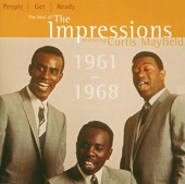 The Impressions - Keep On Pushing
