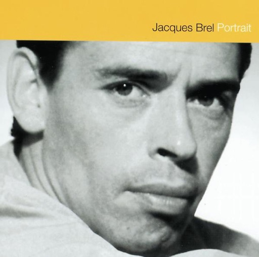 Portrait : Jacques Brel