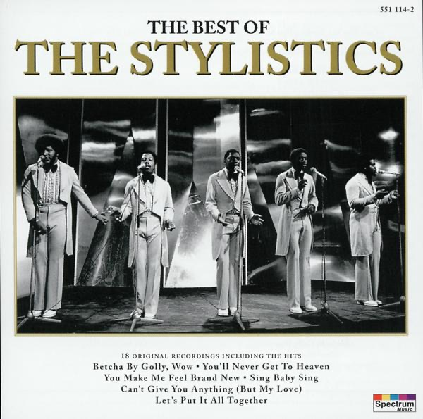 Stylistics Stop Look Listen To Your Heart If I Love You