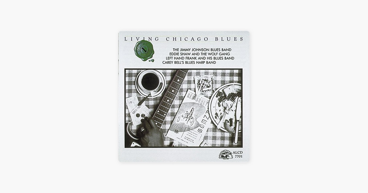 Living Chicago Blues Vol 1 by