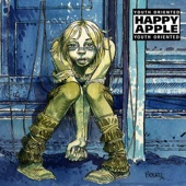 Happy Apple - Green Grass Stains On Wrangler Jeans