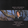 András Schiff & Chamber Orchestra of Europe - Concerto for Harpsichord, Strings, and Continuo No. 1 in D minor, BWV 1052: I. Allegro ilustración