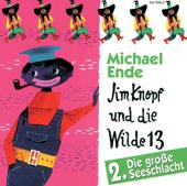 Jim Knopf und die Wilde 13, Folge 2: Die große Seeschlacht (Hörspiel)