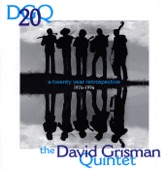 The David Grisman Quintet - Pickin' In The Wind
