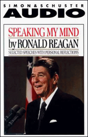 Speaking My Mind: Selected Speeches with Personal Reflections audiobook