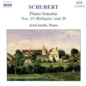Schubert: Piano Sonatas Nos.15 And 20