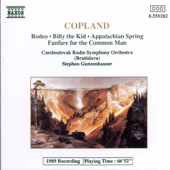 Copland: Rodeo - Billy the Kid - Appalachian Spring - Fanfare for the Common Man