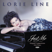 Just Me  Solo Piano-Lorie Line