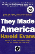 Download They Made America: From the Steam Engine to the Search Engine: Two Centuries of Innovators (Abridged Nonfiction) Audio Book