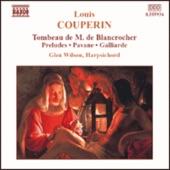 Louis Couperin - 6 Pieces in C Major: Rigaudon et Double