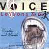 Voice Lessons- to Go! CD 1 Vocalize & Breath - Ariella Vaccarino