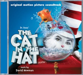 9184dcb4b The Cat In the Hat (Original Motion Picture Soundtrack) by David Newman