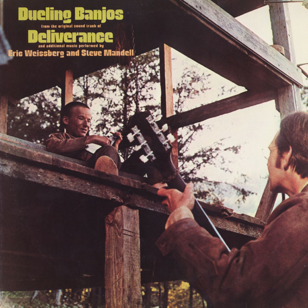 Dueling Banjos Soundtrack From The Motion Picture By Eric Weissberg On Apple Music