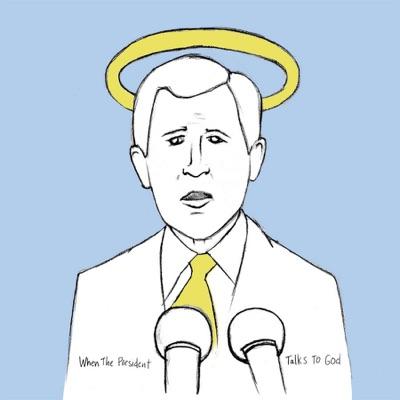 When the President Talks to God - Single - Bright Eyes