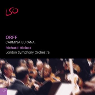 Orff: Carmina Burana - London Symphony Chorus, London Symphony Orchestra & Richard Hickox album