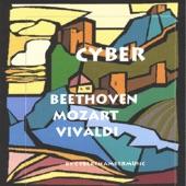 Mozart Flute Quartet 2nd Movement artwork
